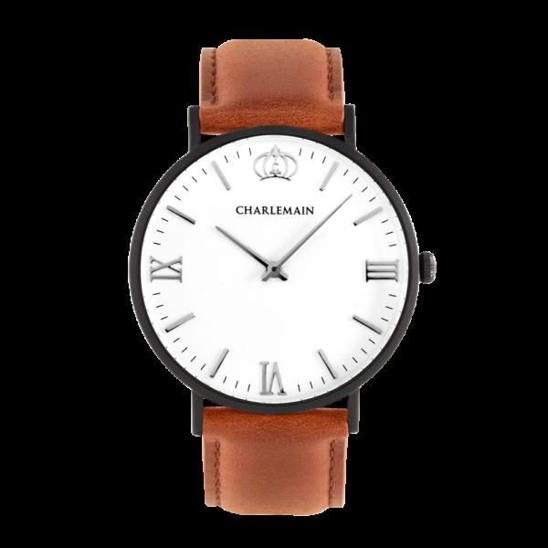 Men-Charlemain-Black-White-Leather-brown