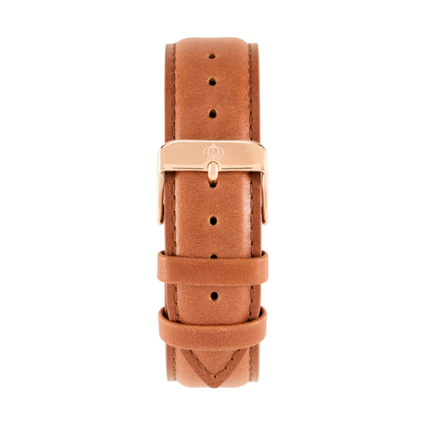 Charlemain-women-strap-Leather-brown-rose