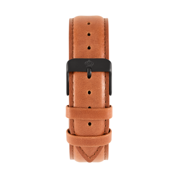 Charlemain-women-strap-leather-brown-black