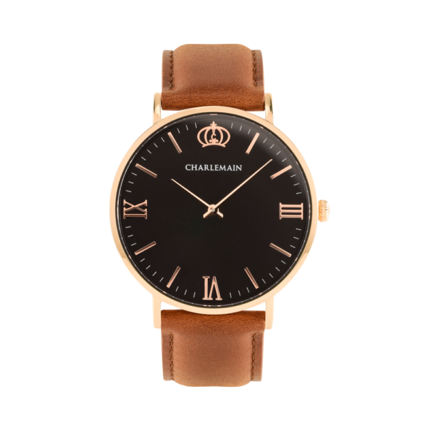 Women-Charlemain-Rose-black-leather-brown