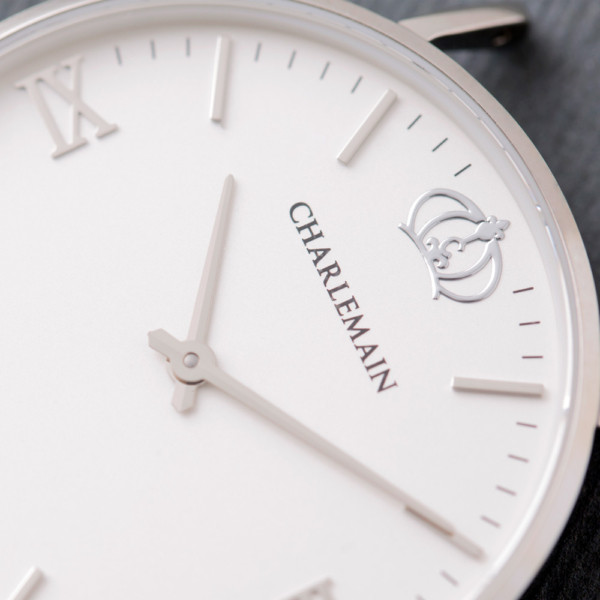 Charlemain-Front-Silver-White